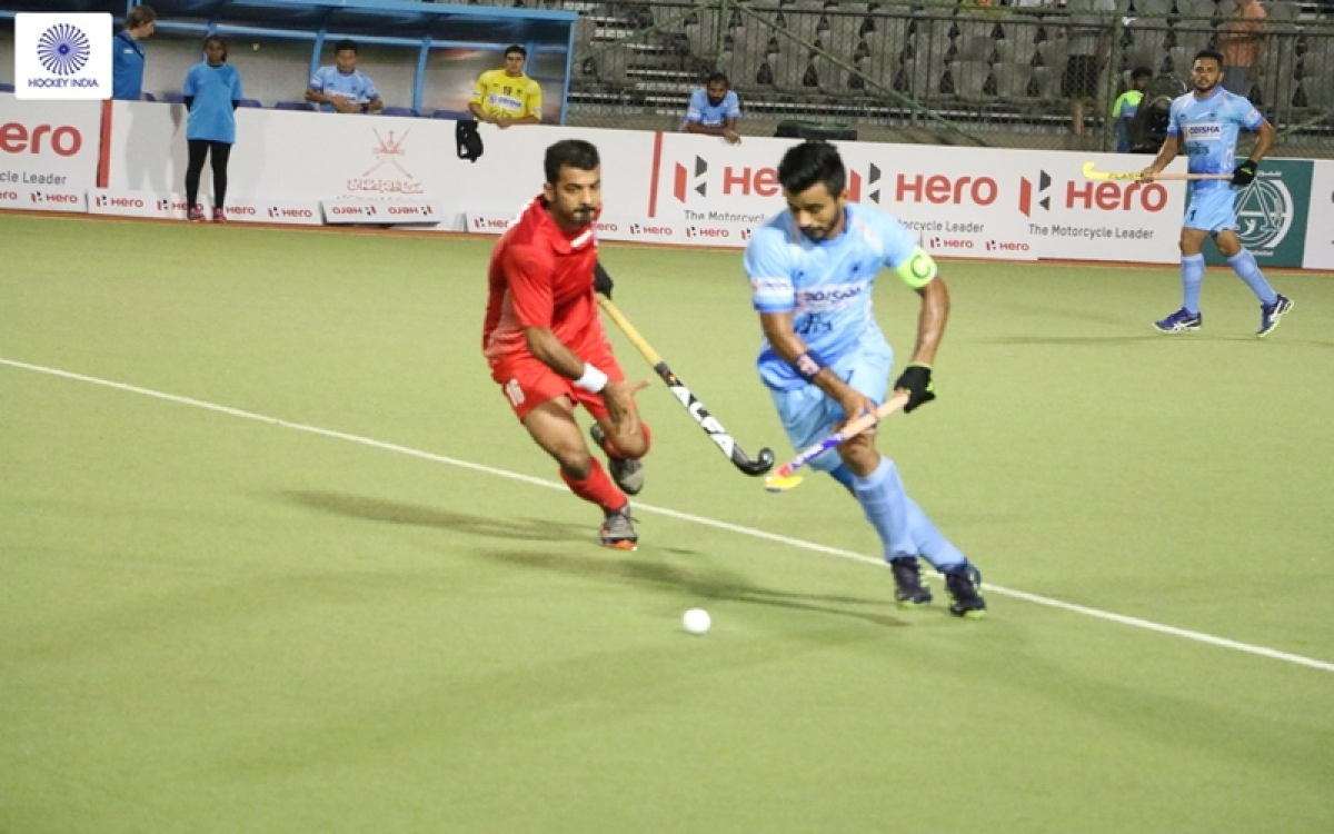Asian ChampionsTrophy2018: Indian hockey teamlaunch title defence with 11-0 win over Oman