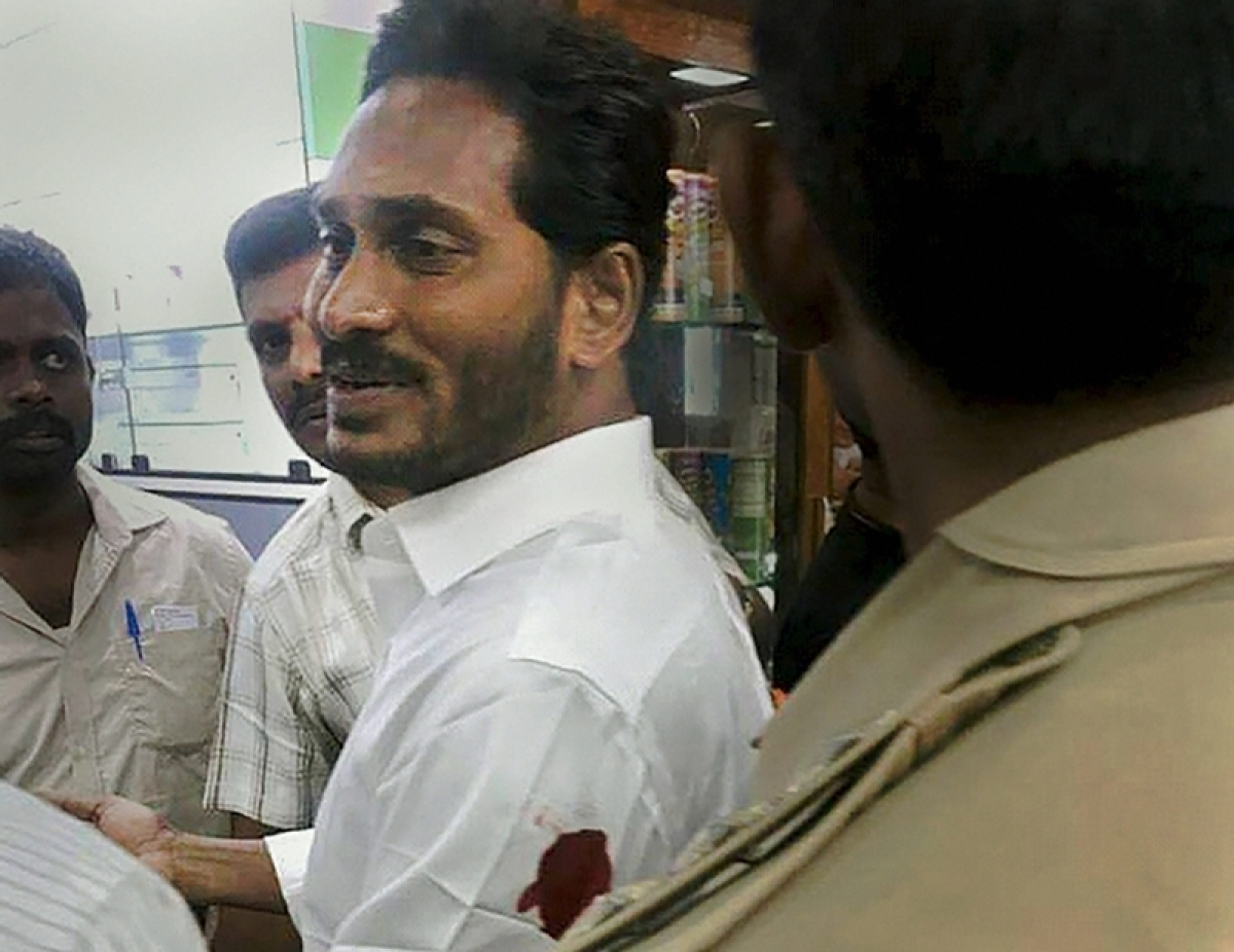 Will support anybody who gives special status to Andhra Pradesh: YSRCP