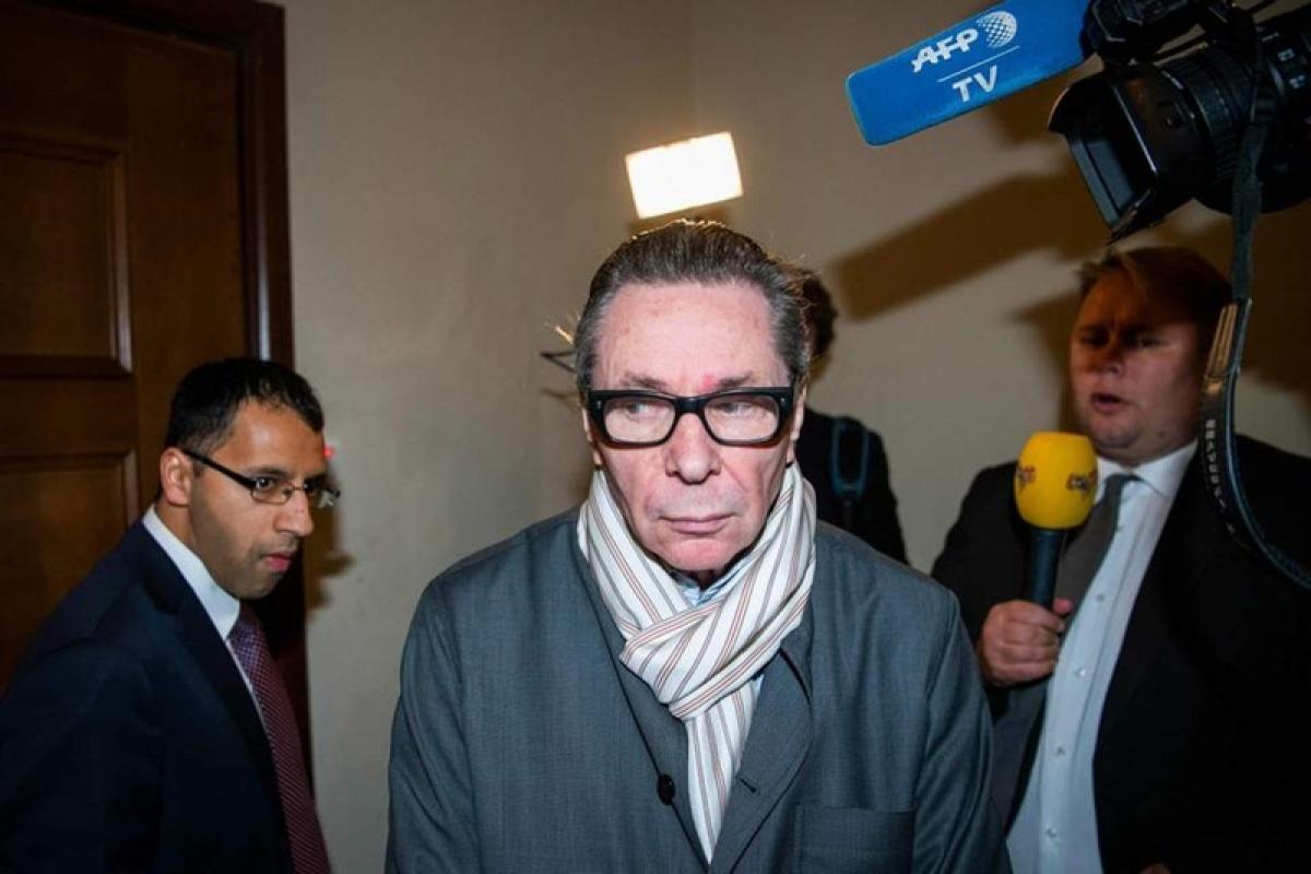 Nobel scandal: French photographer Jean-Claude Arnault imprisoned for rape