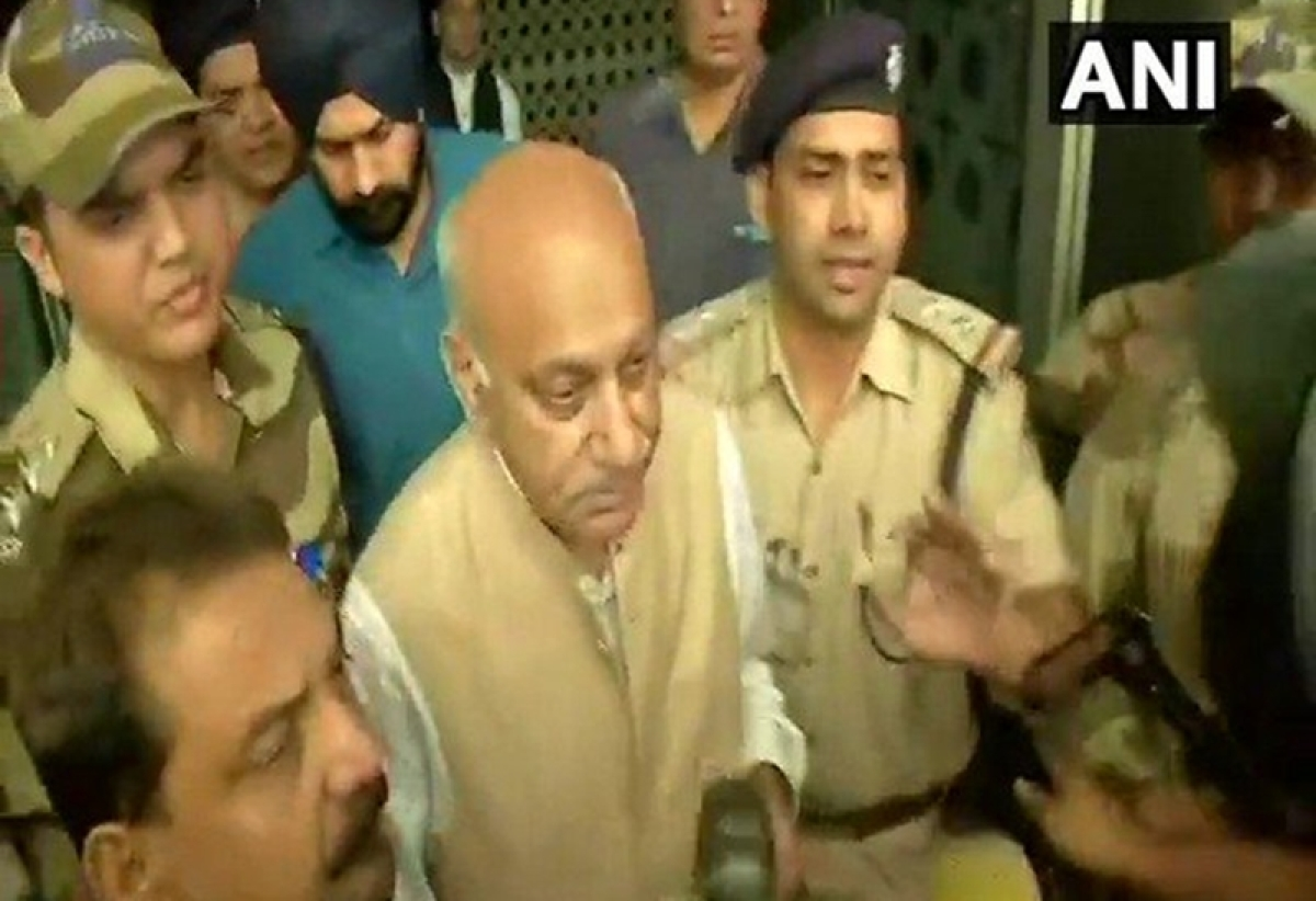 MeToo: Patiala House Court will hear defamation complaint of MJ Akbar against Priya Ramani on Thursday