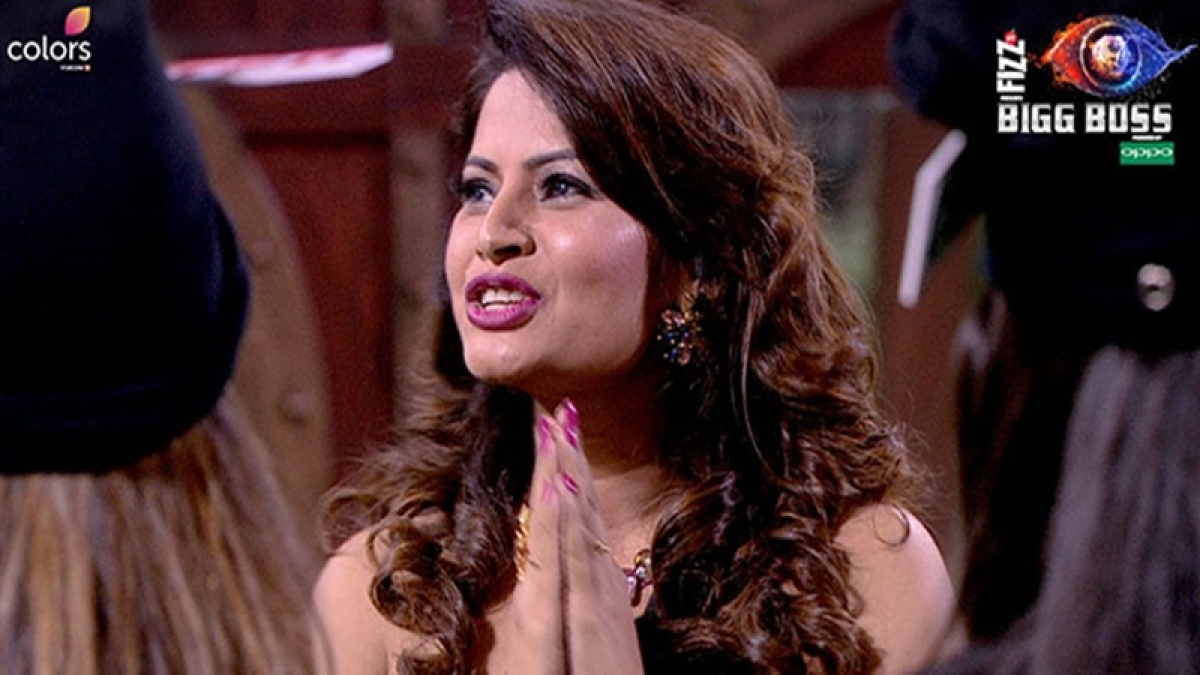 Bigg Boss 12: Megha Dhade takes jibe at Sreesanth and Srishty Rode over their contribution in the house; watch video