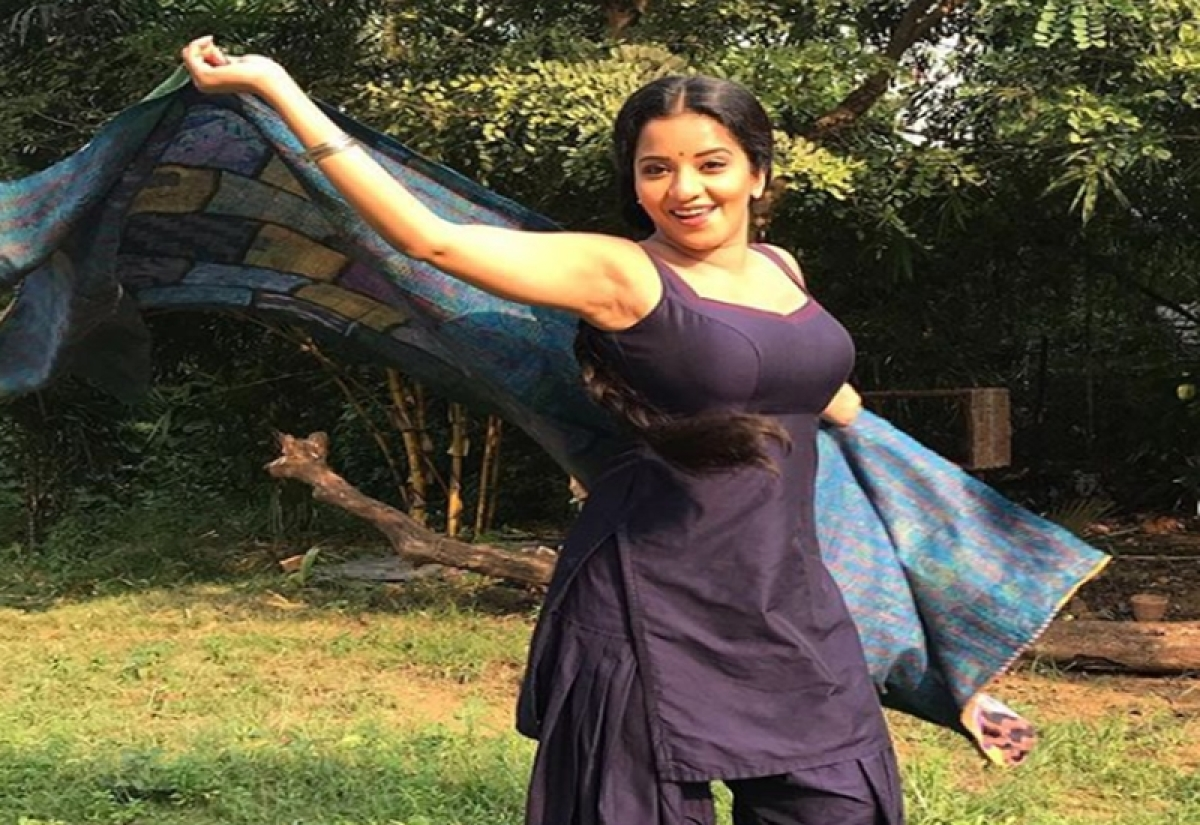 Monalisa adds personal touch to her character of 'Daayan' in 'Nazar'