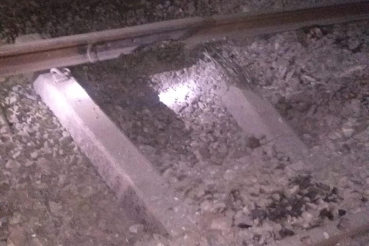 Jharkhand: Naxals blow up railway tracks in Giridih district