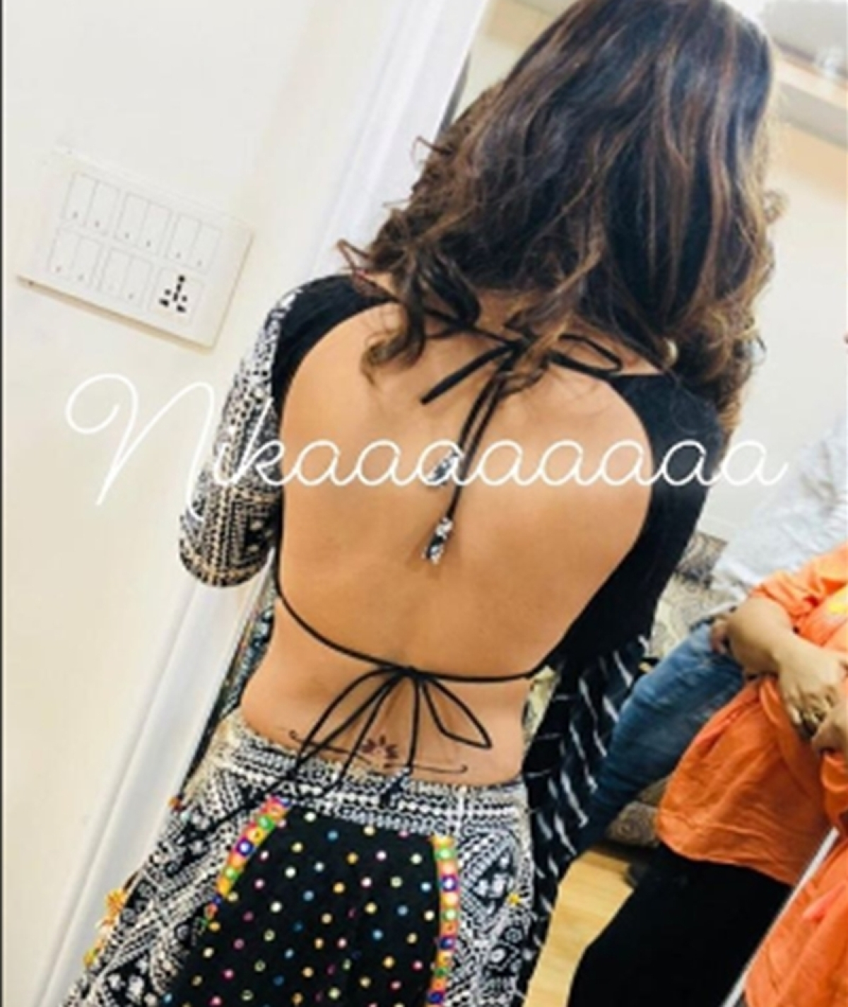 Kasautii Zindagii Kay 2: Hina Khan or Krystle D'souza? New Komolika in a backless choli is all about nakhra