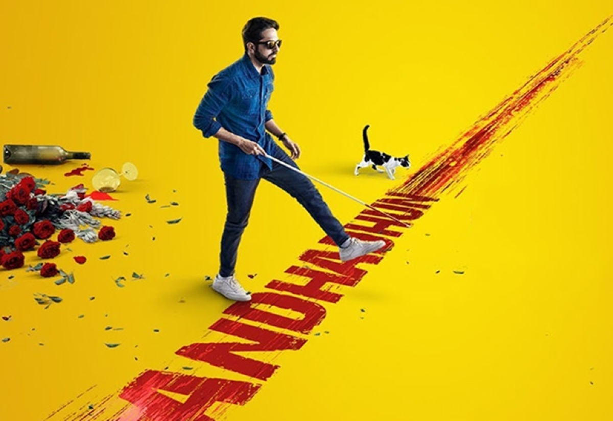 Andhadhun: Did you know Ayushmann Khurrana used special pair of lenses to turn blind for the film?