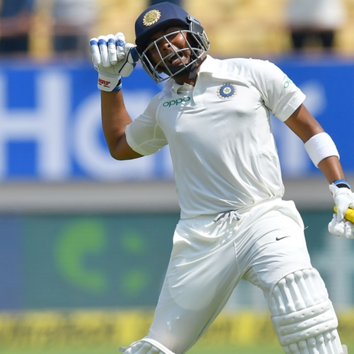 Prithvi Shaw shines in Mumbai win against Jharkhand