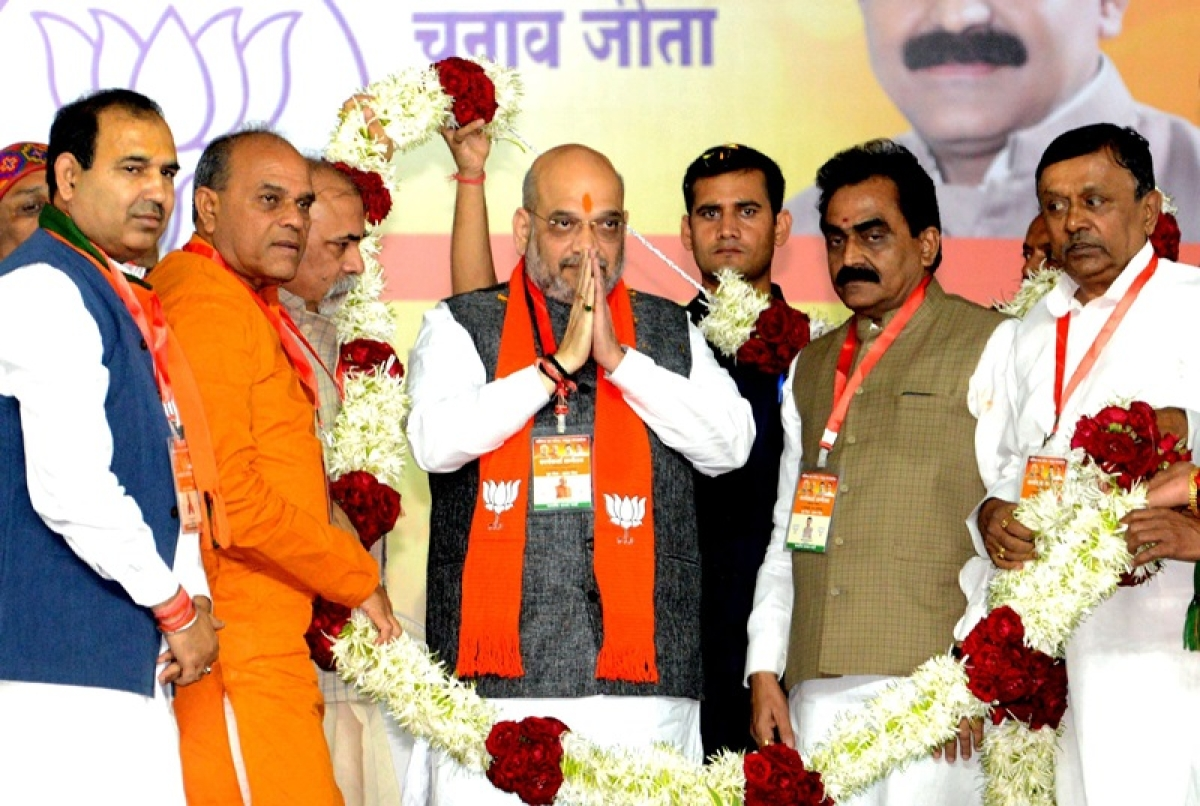 Madhya Pradesh Assembly Polls: BJP to cast a 'magic spell' on voters