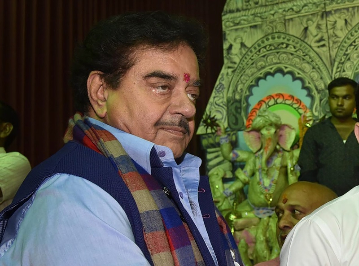 'MeToo movement is being blown out of proportion', says Shatrughan Sinha