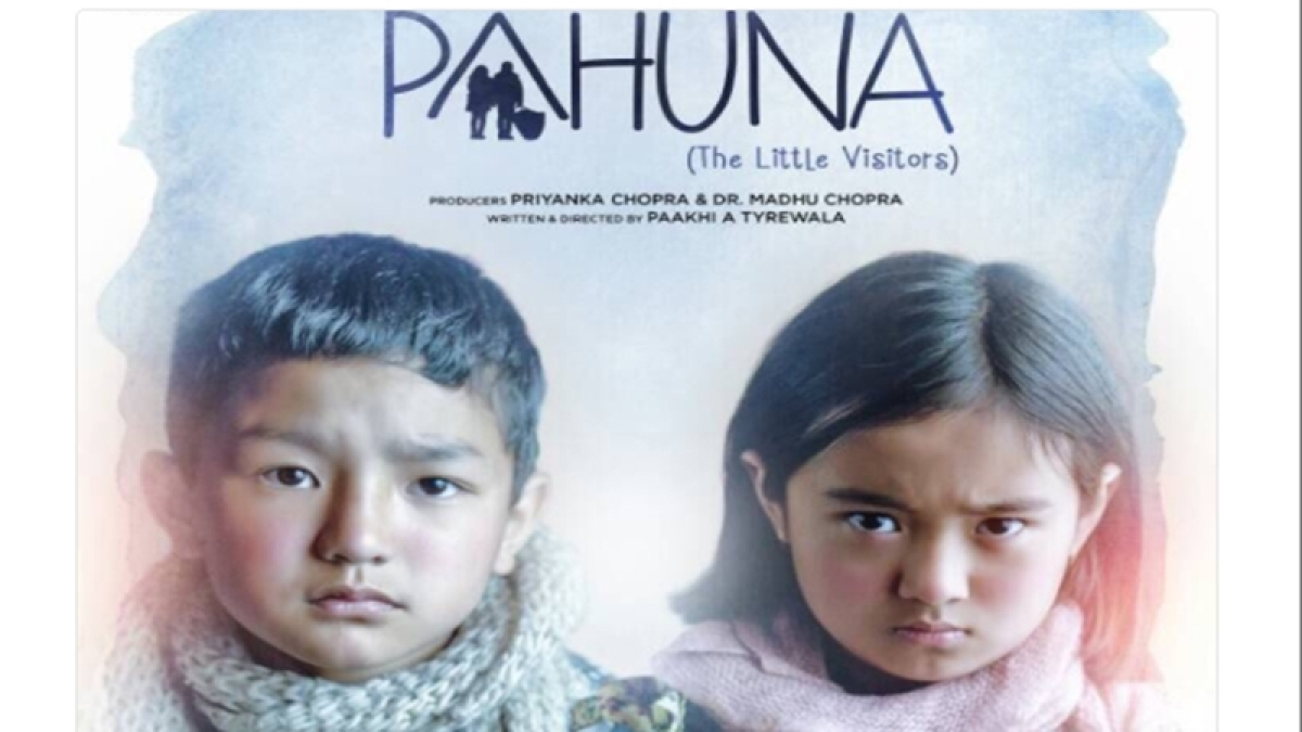 Priyanka Chopra's Sikkimese film 'Pahuna' wins two awards at Germany's SCHLINGEL International Children's Film Fest