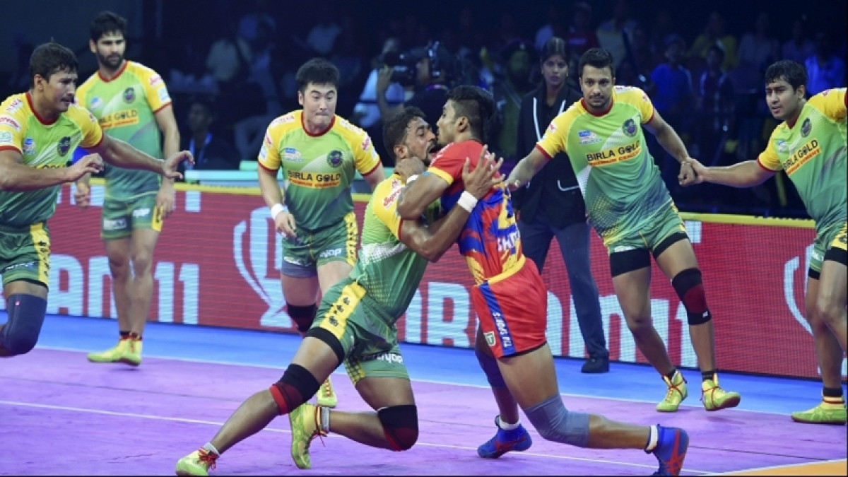 Bengal Warriors play out tie with UP Yoddha in PKL