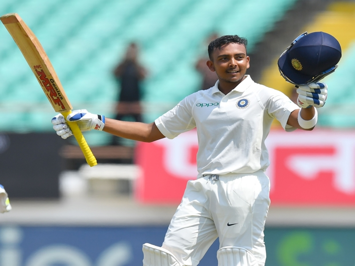India A vs New Zealand A: Shaw, Vihari shines with half-centuries as visitors post 340/5 on Day 1