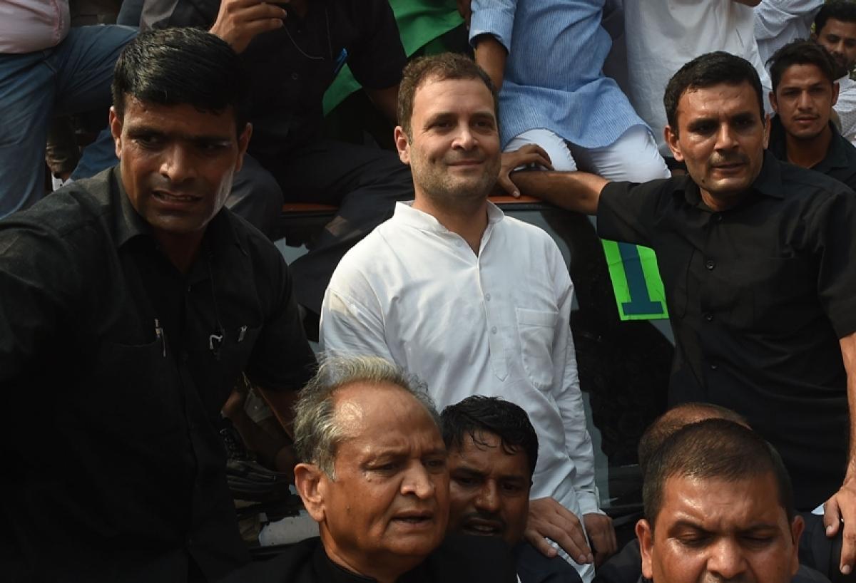 CBI vs CBI: Rahul Gandhi, other protesting leaders arrested, claims RS Surjewala