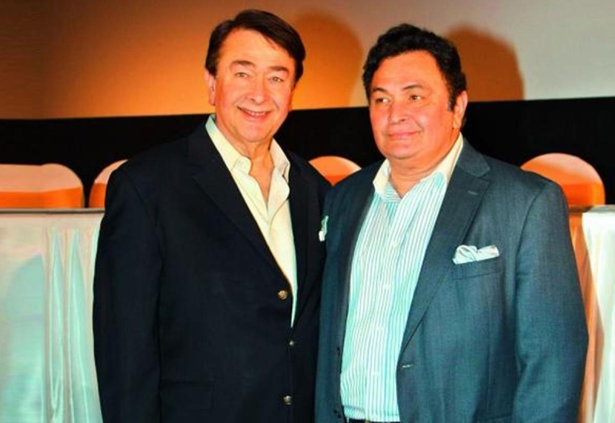 After Neetu Kapoor's cancer post, brother Randhir Kapoor speaks on Rishi's Health