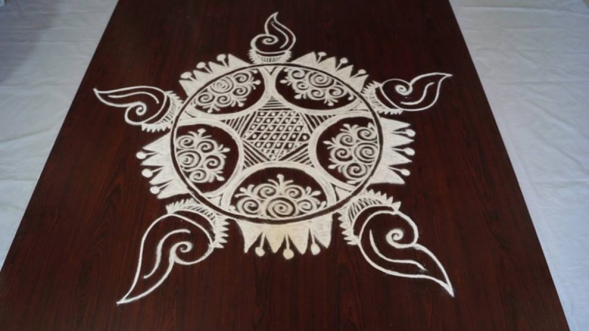 Diwali 2018: Quick and simple rangoli designs for the festive season