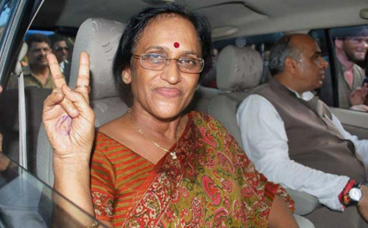 Court issues non-bailable warrant against UP Minister Rita Bahuguna Joshi