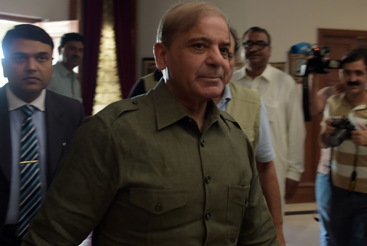 Pakistan opposition leader Shahbaz Sharif sent to 10-day NAB remand in Rs 1,400 crore housing scam