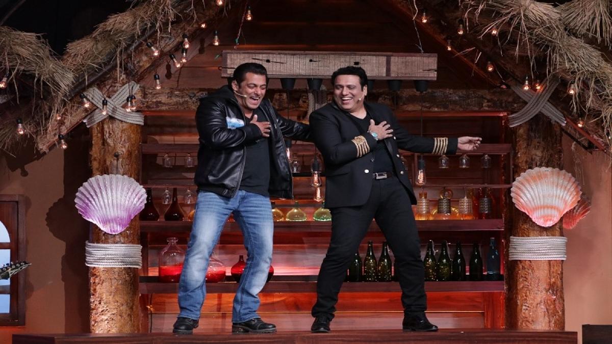 """Bigg Boss 12 Weekend Ka Vaar Spoiler Alert! Salman Khan brings his """"favourite partner"""" Govinda"""