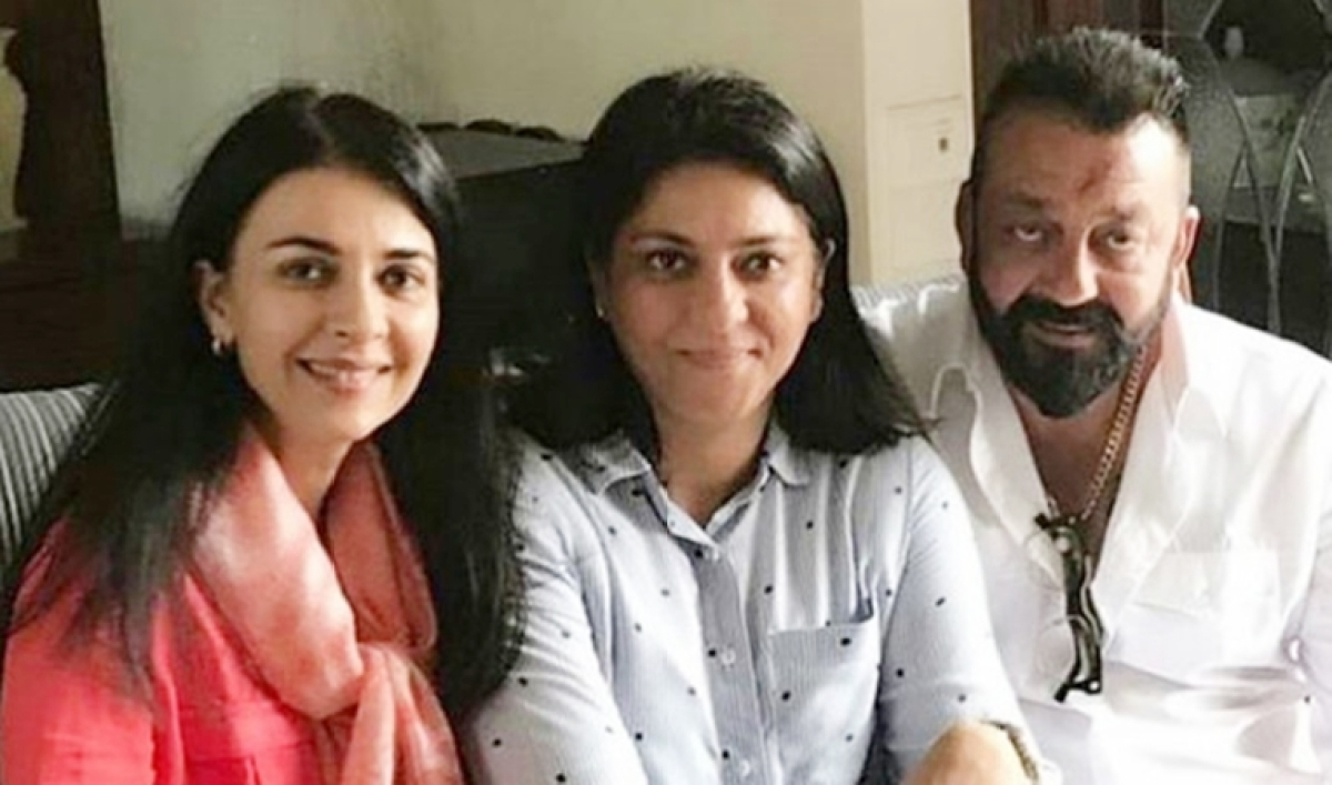 Bollywood's Sibling Secrets! Personal and political conflicts between Sanjay Dutt, Namrata and Priya Dutt