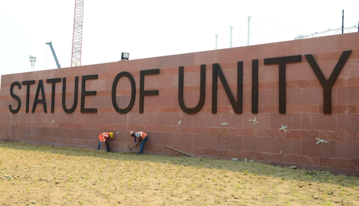 What is 'Statue of Unity'? All you need to know