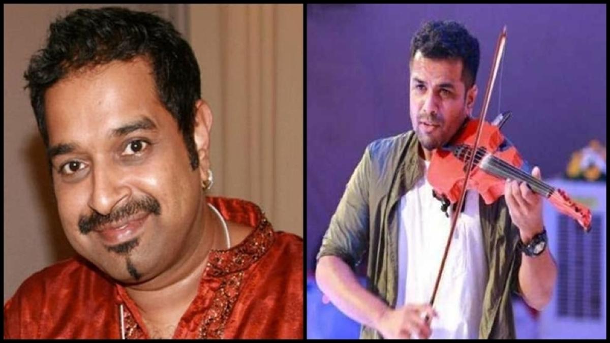 Shankar Mahadevan mourns violinist Balabhaskar's death