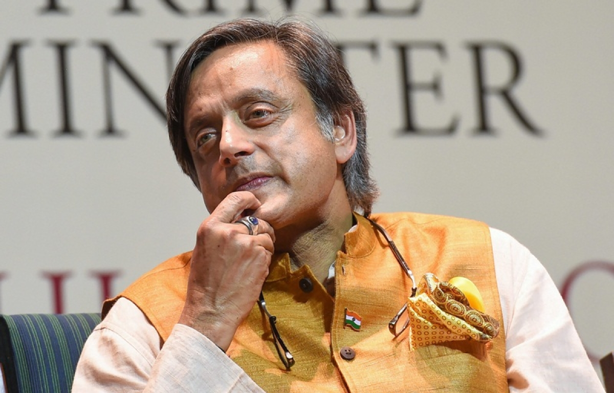 PM Narendra Modi is like a scorpion sitting on 'shivling': Shashi Tharoor