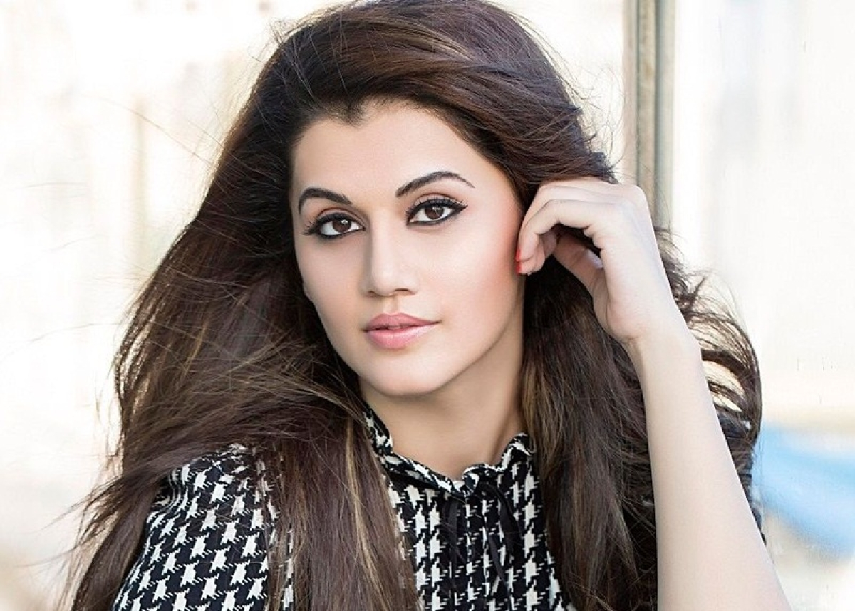 Taapsee Pannu looks breathtaking on this magazine cover