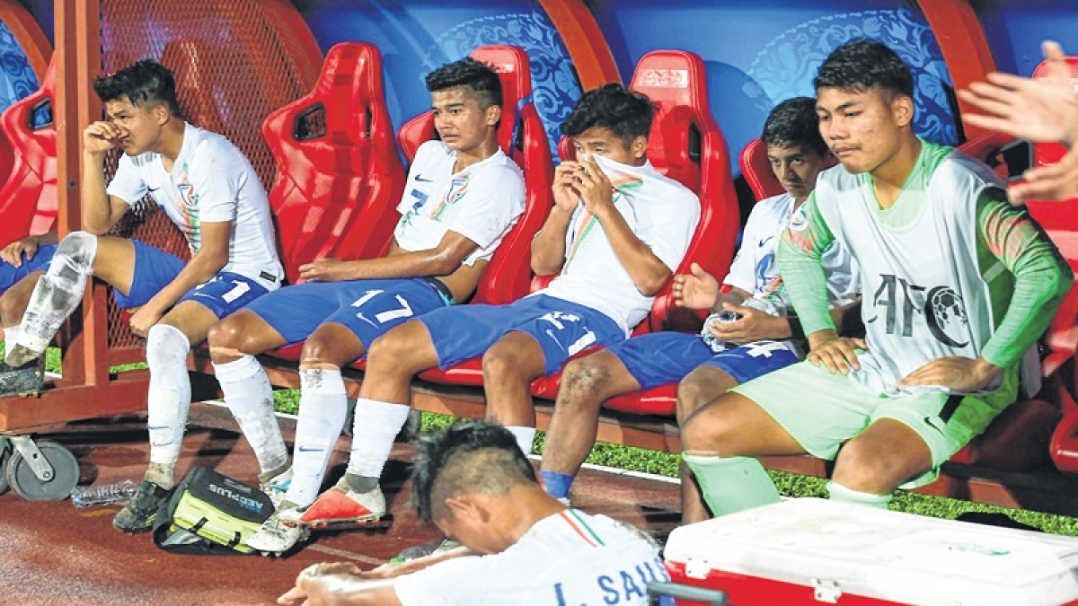 The world hasn't ended for us, says India U-16 coach