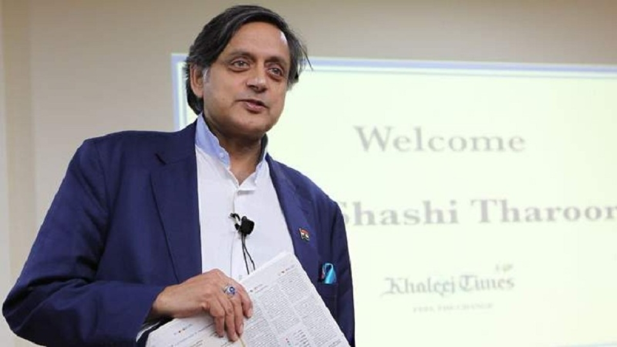Revisiting  Tharoor  mega word