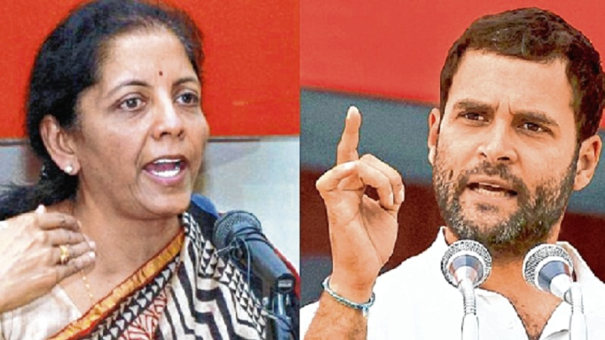 Government yet to 'invent' justification for Rafale deal: Rahul gandhi.