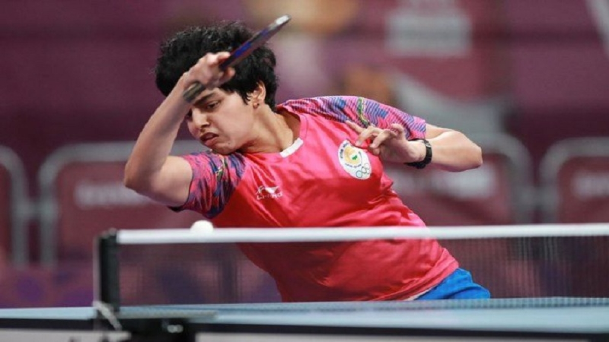 Paddler Archana goes down fighting in semi