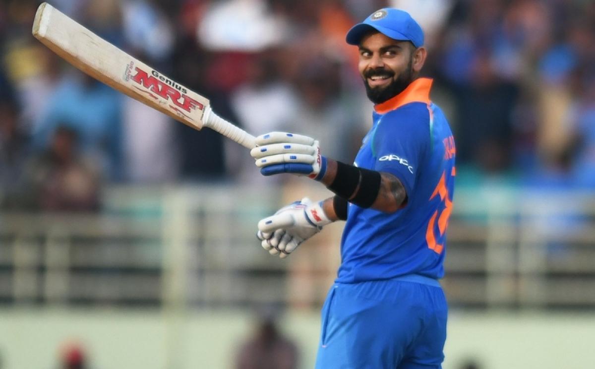 India vs Australia 2nd ODI: Virat Kohli scores 116 as Aussies bowl out hosts for 250