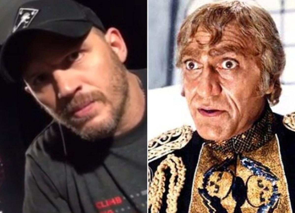 Watch video: 'Venom' star Tom Hardy recreates Amrish Puri's 'Mogambo Khush Hua' dialogue