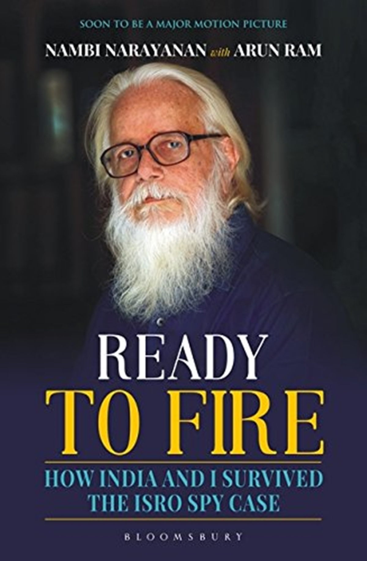 Ready to fire by Nambi Narayanan and Arun Ram: Review
