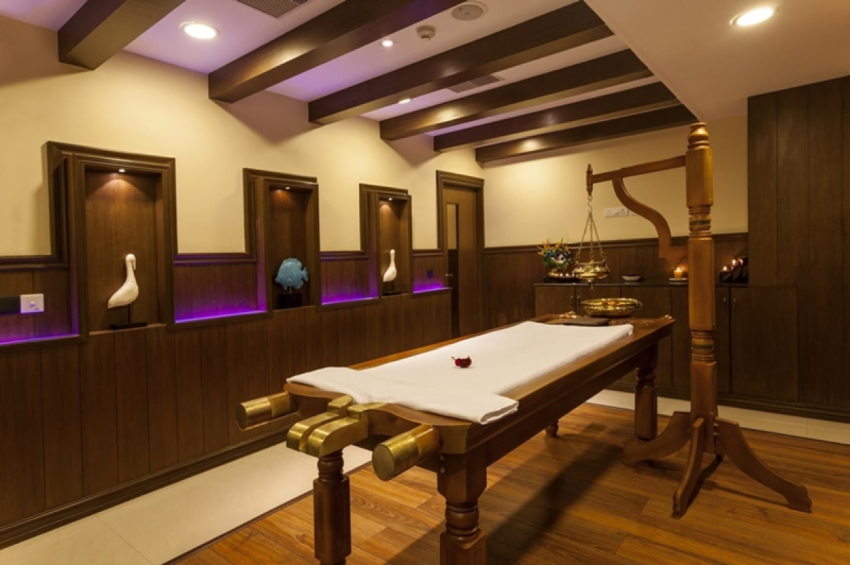 Day at the Spa! Seventh Heaven in Bengaluru lives up to its name