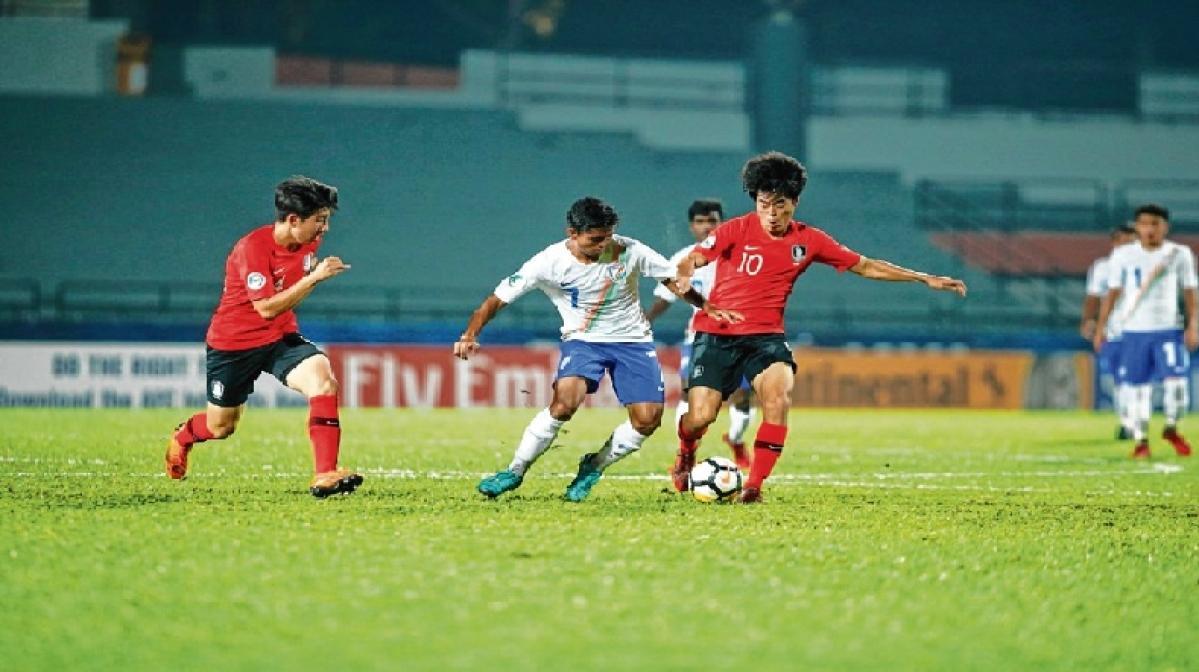 Korea crush India's World Cup dream