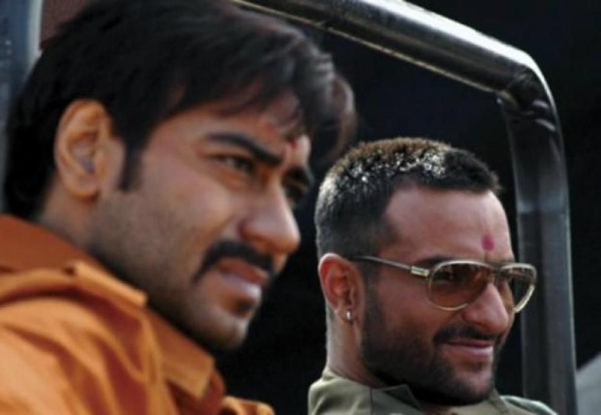 Saif Ali Khan to essay the role of Chhatrapati Shivaji Maharaj in Ajay Devgn's 'Taanaji'?