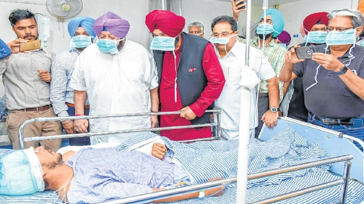 Amritsar train tragedy: Ambulance driver recounts 'very disturbing' scene