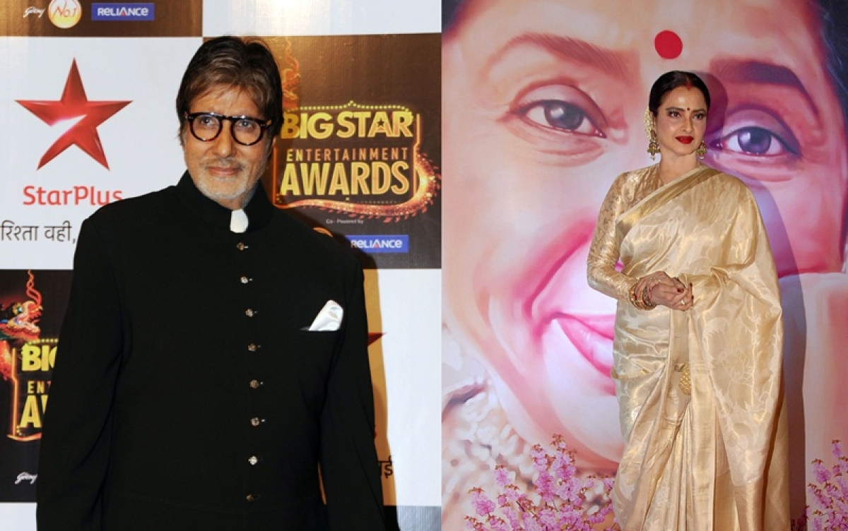 Twitterati crack jokes about Amitabh testing COVID-19 positive after Rekha's bungalow gets sealed - is there a connection?