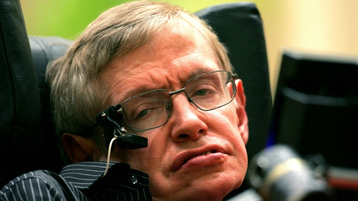 Stephen Hawking had warned against 'superhumans' from beyond the grave