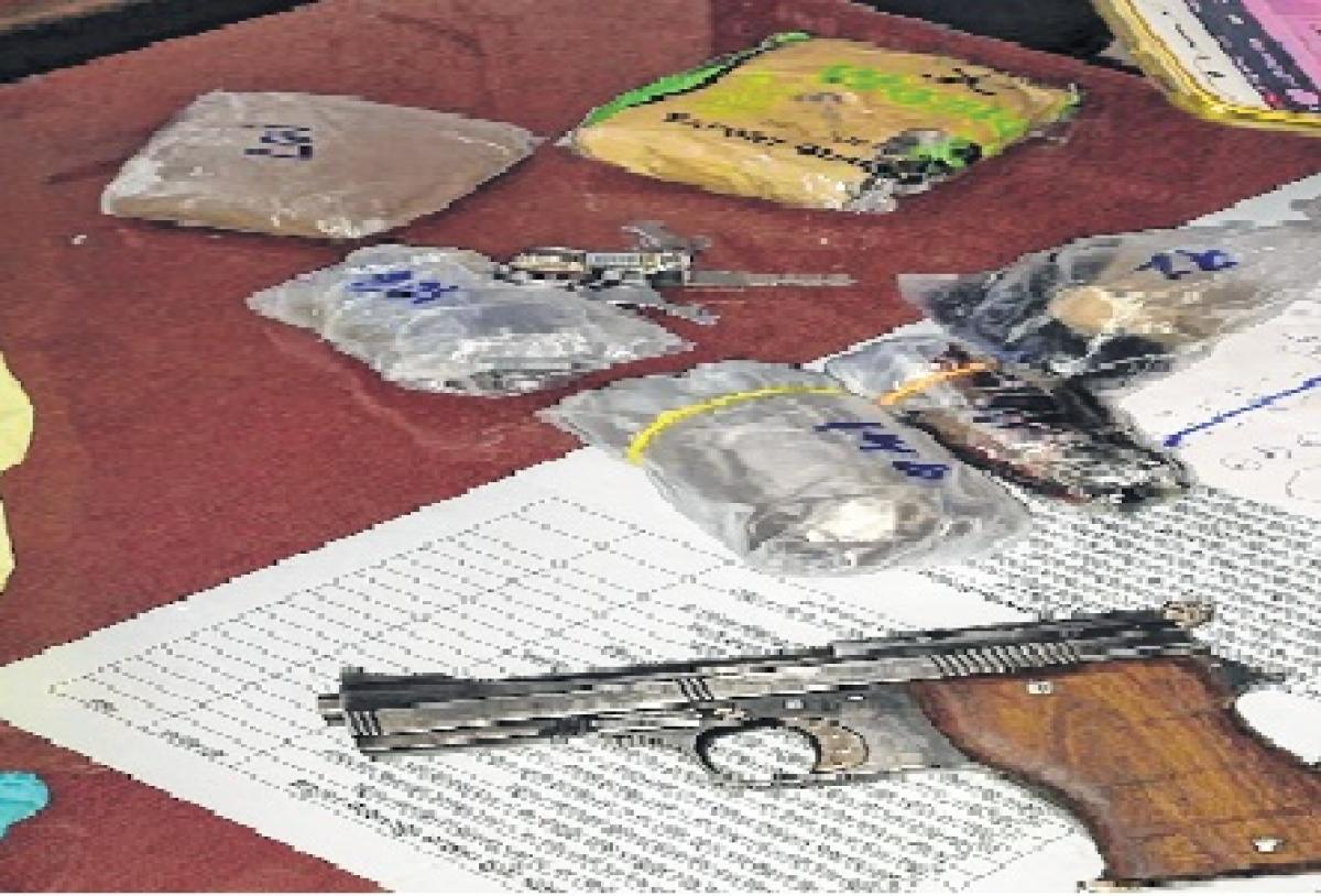 Ujjain: 2 drug peddlers arrested with cocaine worth Rs. 2.6 Lakh