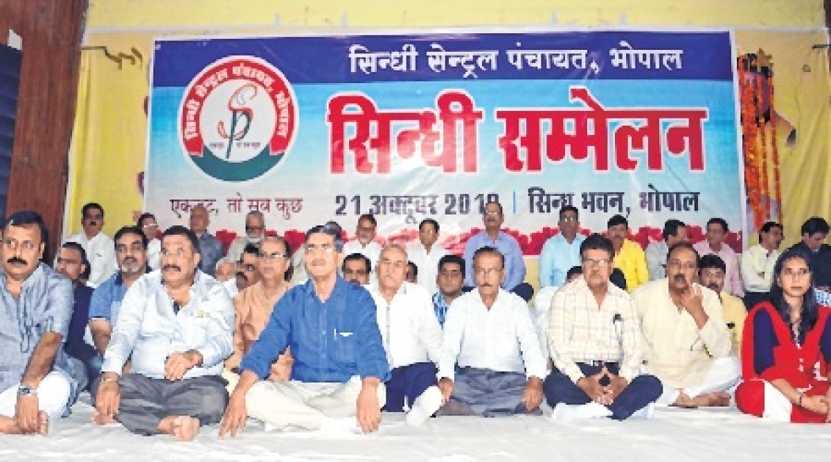 Bhopal: Sindhi community demands six seats from Congress, BJP