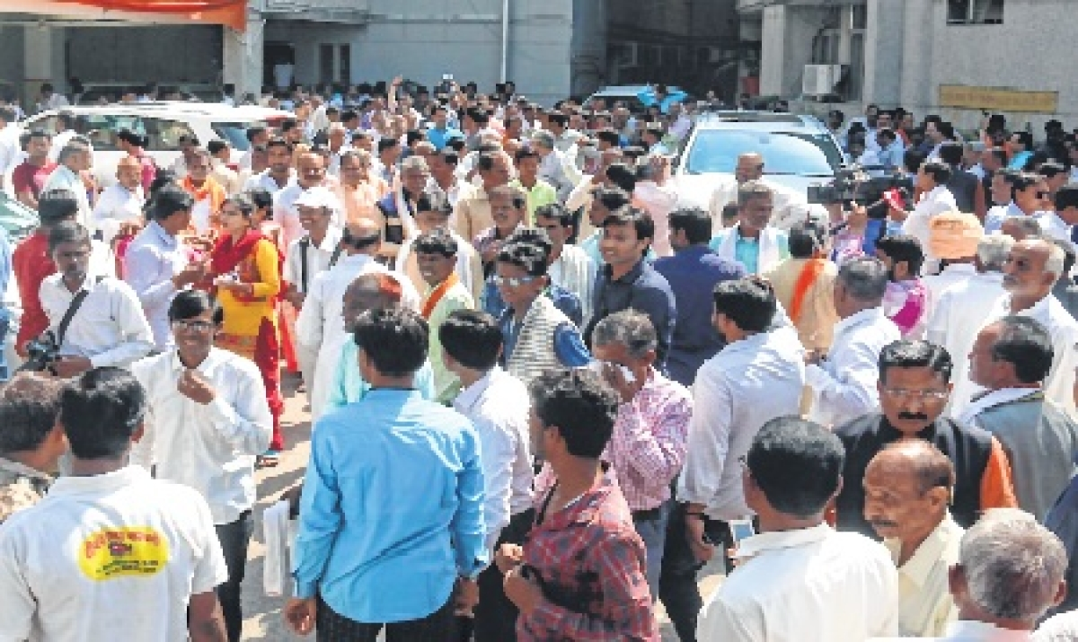 Bhopal: BJP to give one ticket from one family
