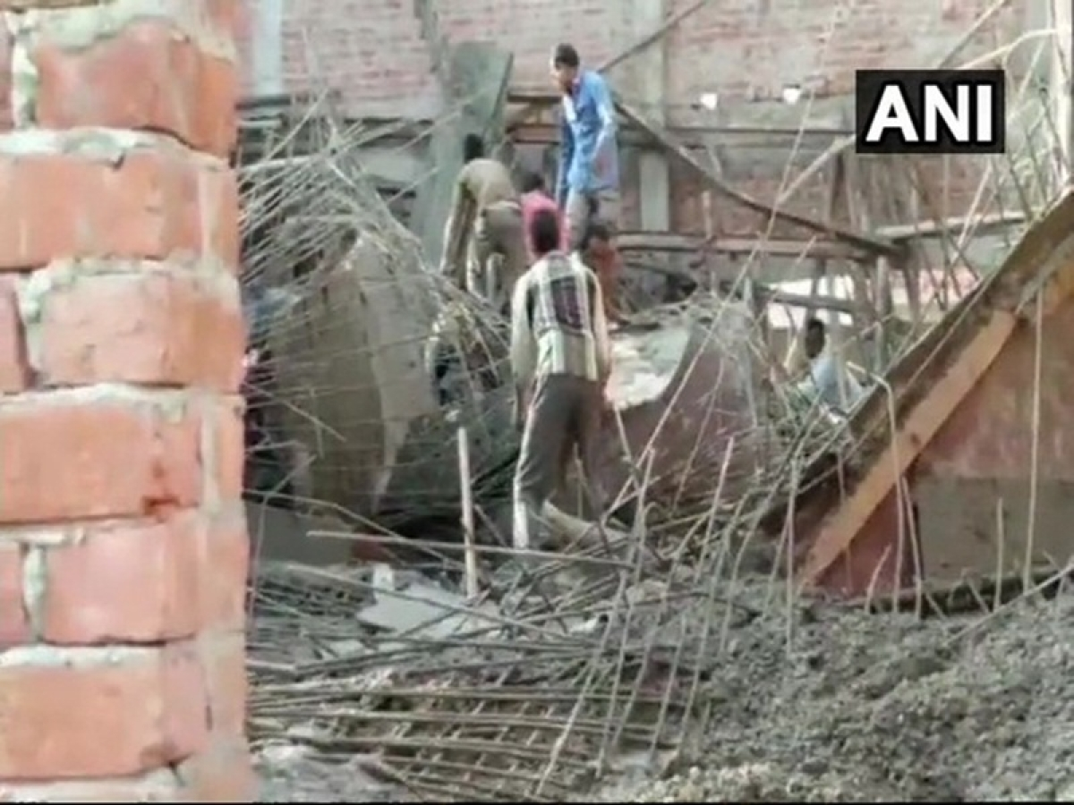 Uttar Pradesh: 3 killed after under-construction building in Shahjahanpur collapses