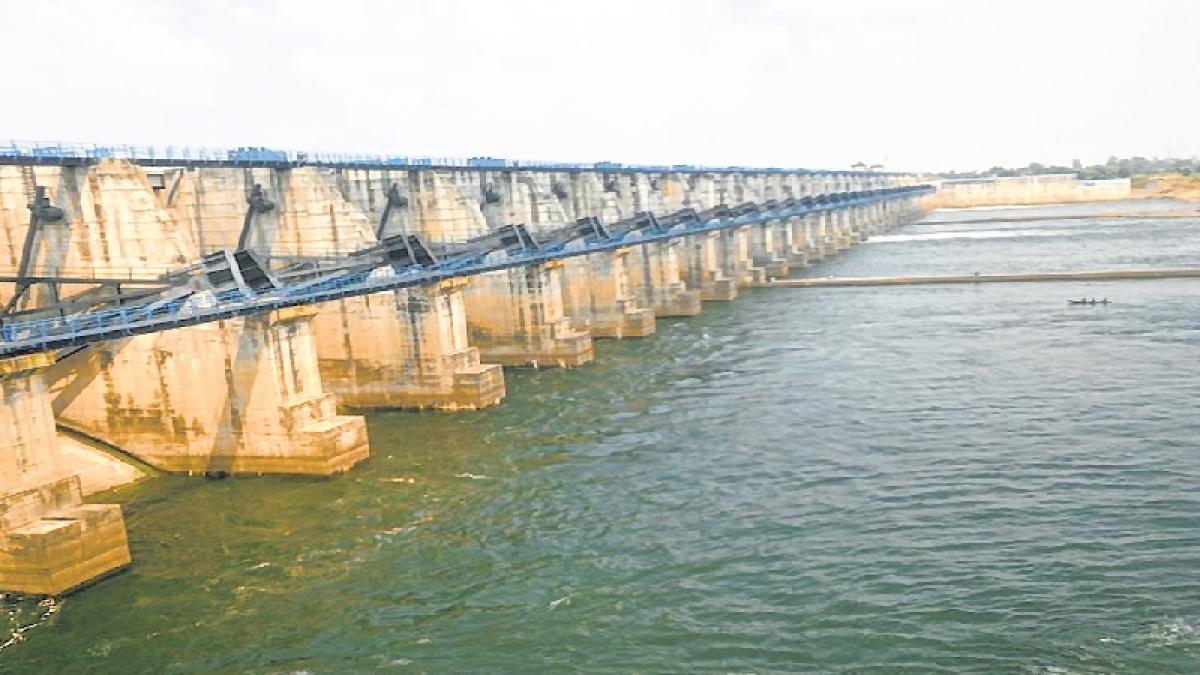 940 dams, barrages restrict Ganga flow