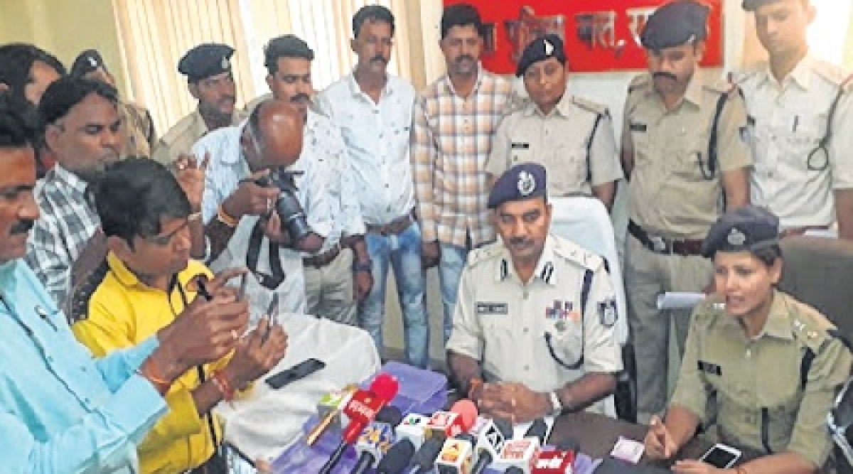 Bhopal: Five nabbed, fake notes worth Rs. 31.12 Lakh seized