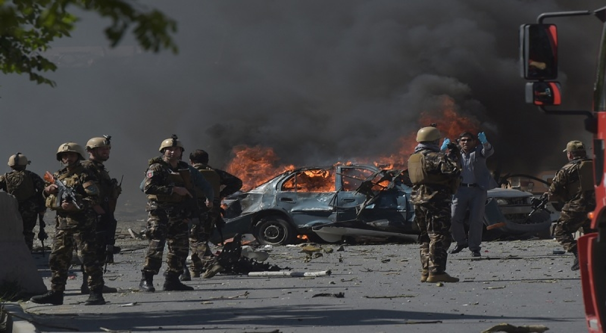 Afghanistan: At least seven dead in suicide attack on Election rally