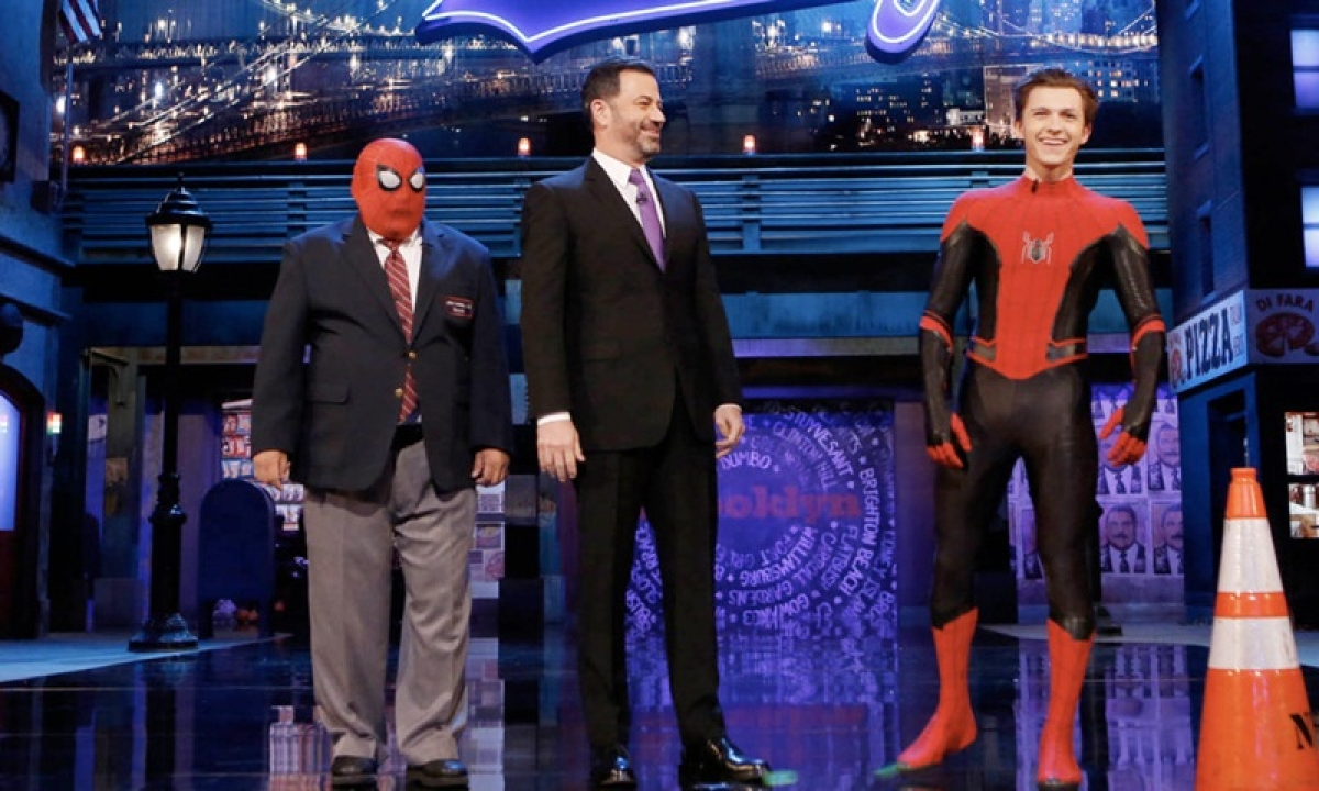 Check out: Tom Holland's first look in new Spider-Man suit