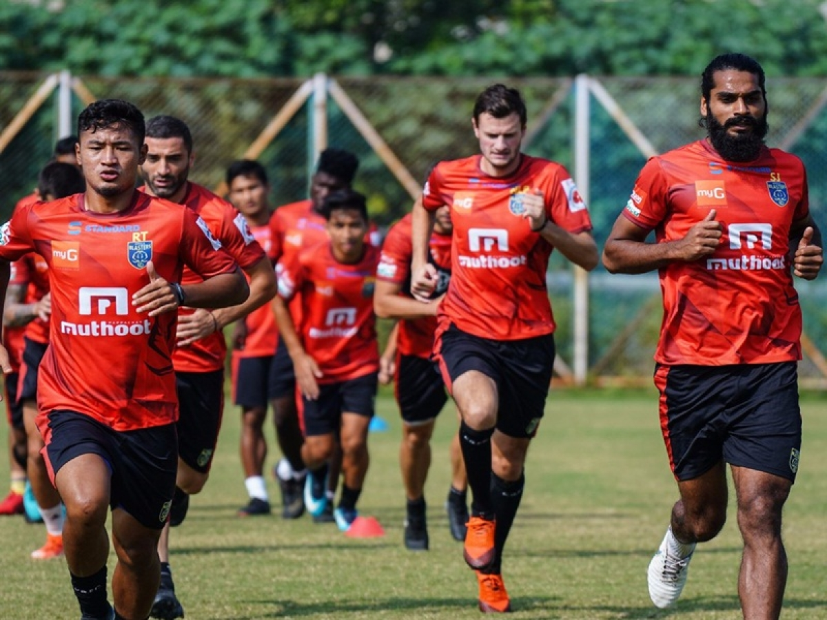 ISL 2018-19: Kerala Blasters rally to hold Jamshedpur FC in tale of two halves