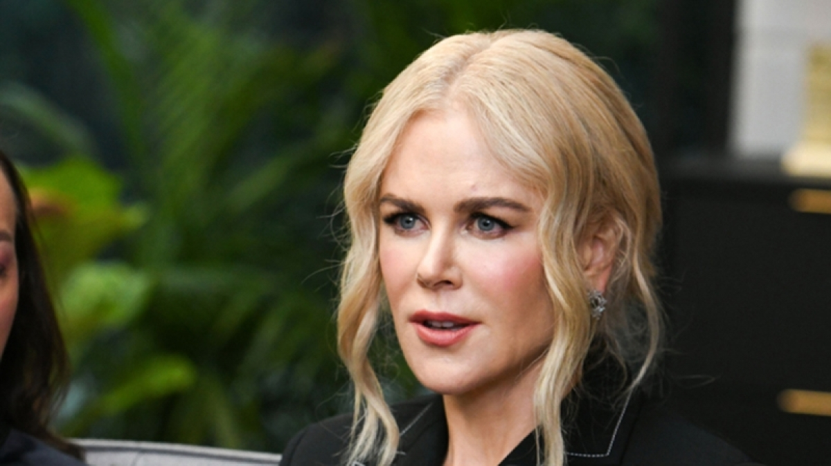 Being married to Tom Cruise was protection from sexual abuse: Kidman