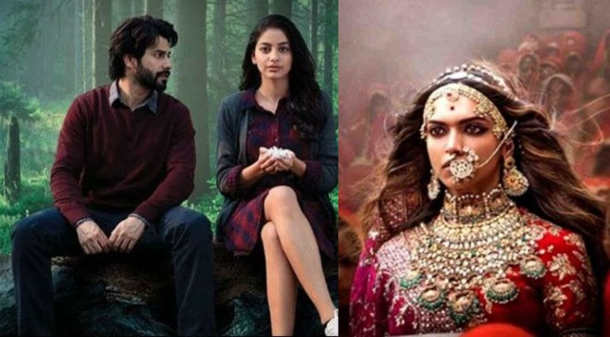 'October', 'Padmaavat' will be screened at the International Film Festival of India